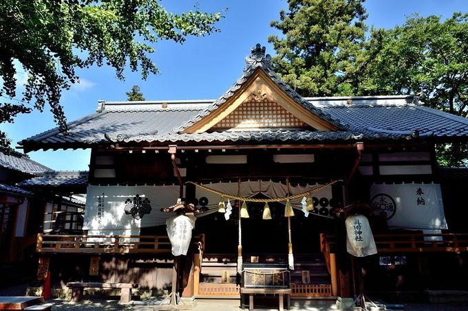 真田幸村親子を祀る「真田神社」