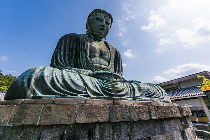 【2日目:午前】鎌倉大仏殿高徳院