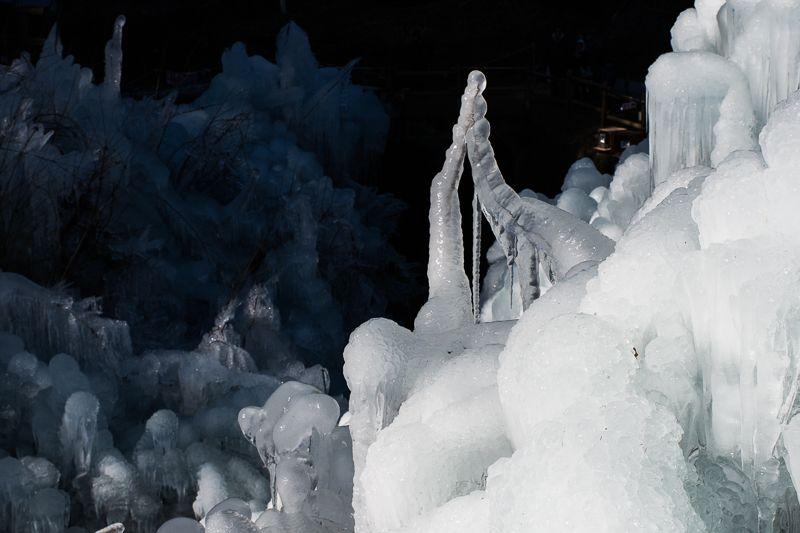 「あしがくぼの氷柱」の様々な楽しみ方