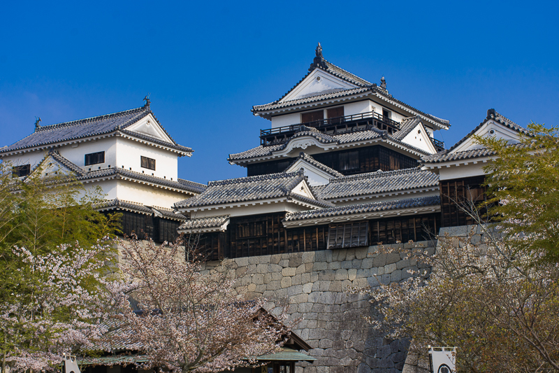 松山城と周辺の観光はこれでキマリ!見どころ8選