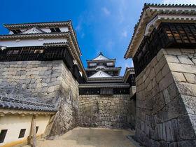 現存は日本に12城だけ!松山城「天守」の見どころ教えます!