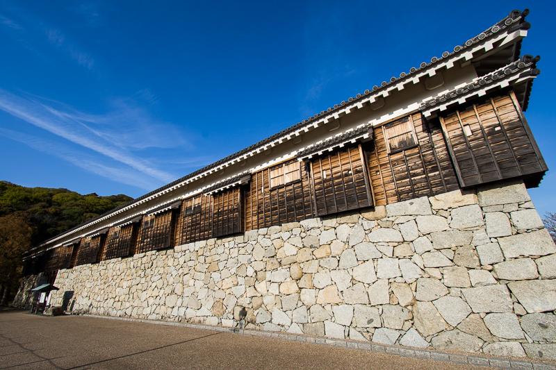 松山城は山の麓にも見どころが!