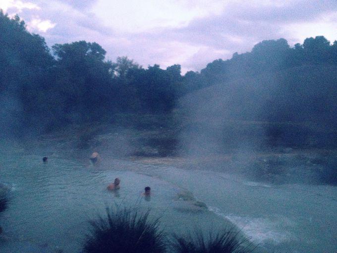 イタリアでの温泉の掟は・・・?