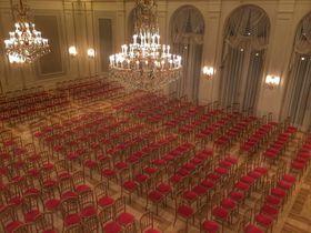 ウィーンの夜のお楽しみ♪クアサロンでワルツコンサートの夕べ