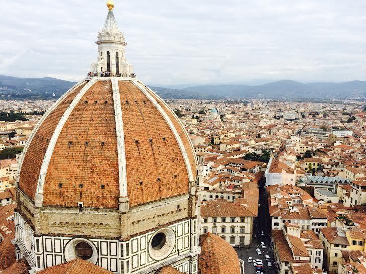 15世紀ルネサンス文化の中心地!芸術が彩る花の都「フィレンツェ」(イタリア)