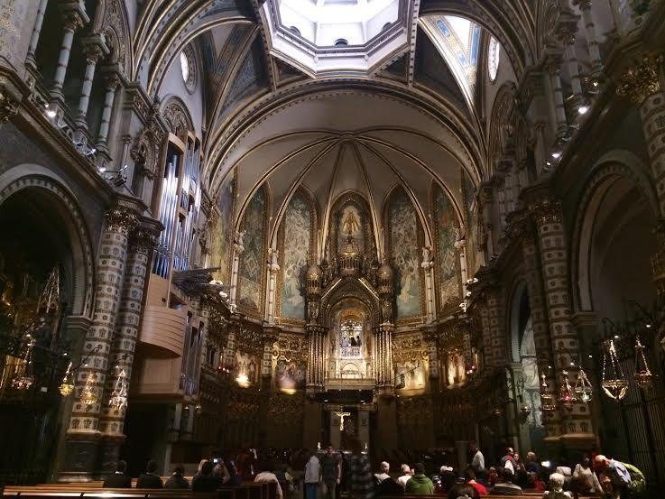 キリスト教の聖地としての『モンセラット』