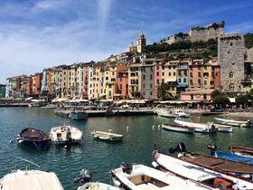 愛と美の女神の港へ!イタリア世界遺産「ポルトヴェーネレ」