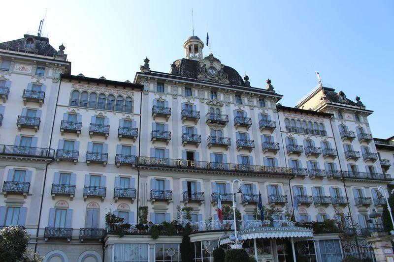 北イタリア湖畔で豊かな休日を!5つ星ホテル「グランド ホテル ディ イル ボロメ」