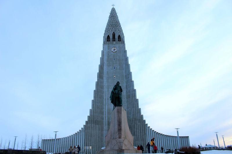 世界一高緯度にある氷の首都!アイスランド・レイキャビク