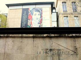 パリにある欧州最大の写真の殿堂!『ヨーロッパ写真美術館』