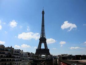 パリ随一の羨望!エッフェル塔ビューレストラン「レゾンブル」