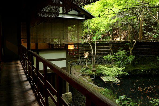 伝統的建築のお部屋