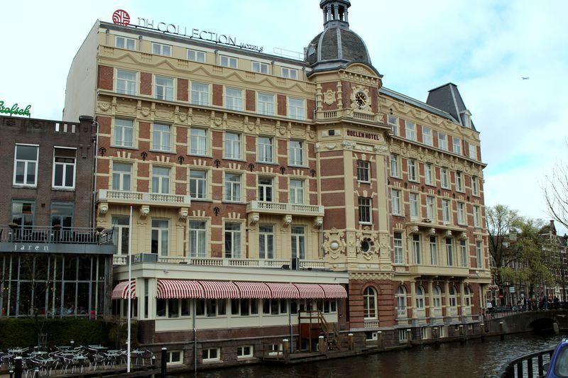 アートとチューリップの国オランダのおすすめホテル10選