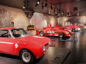 歴代スーパーカーが集結!ミラノ「アルファロメオ歴史博物館」
