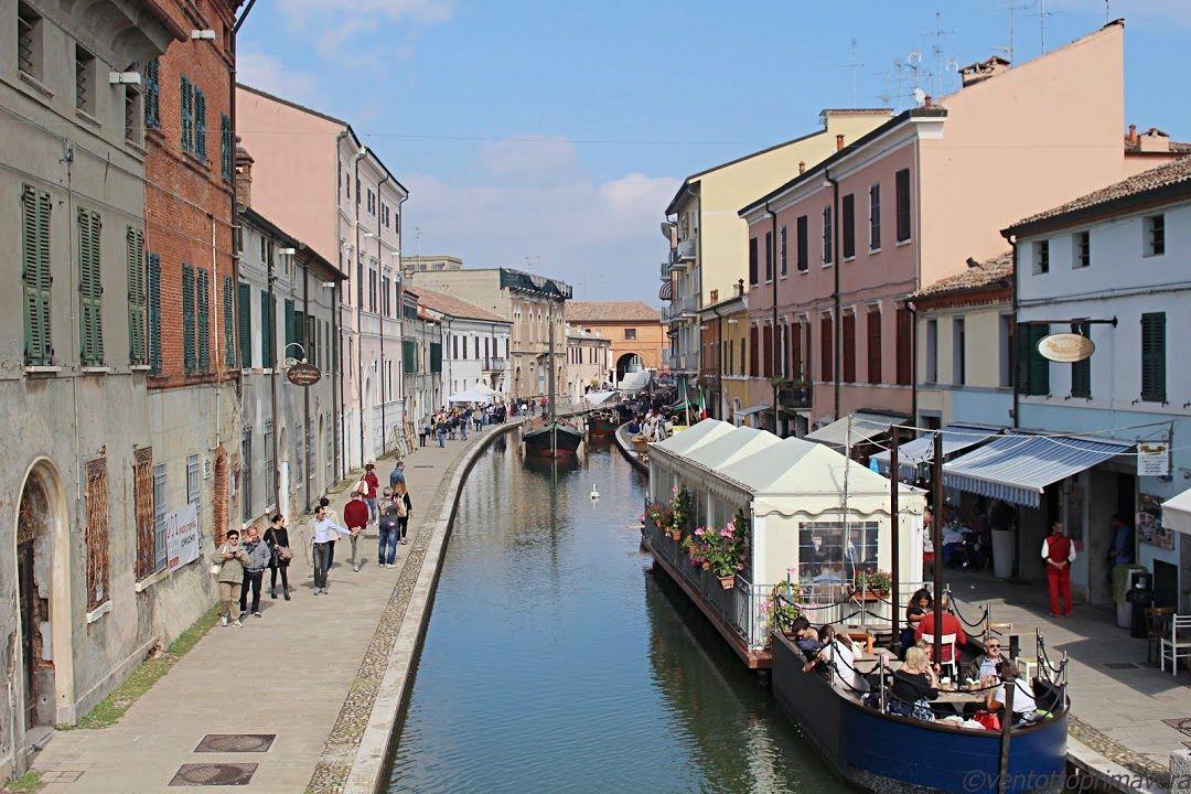 イタリアで鰻を食す!アドリア海とポー川の街「コマッキオ」