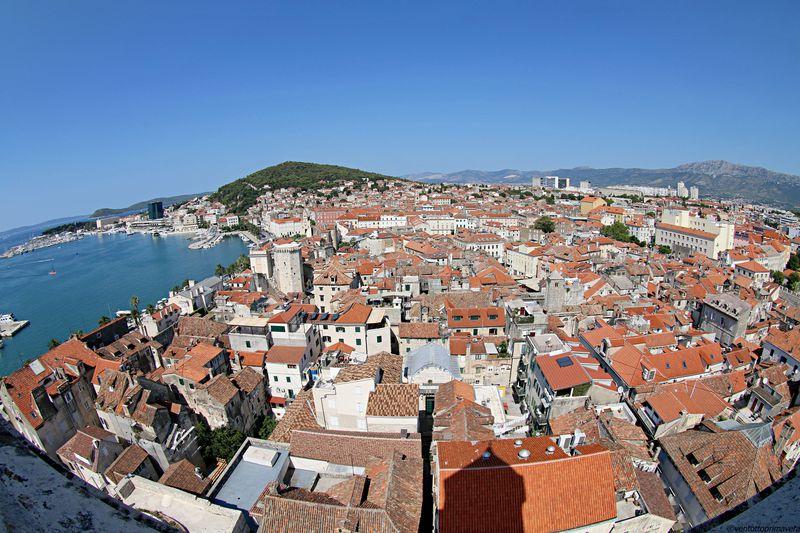 クロアチアの世界遺産都市!スプ...