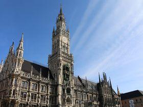 クラシックとモダンの融合都市!ミュンヘン王道観光1日モデルコース