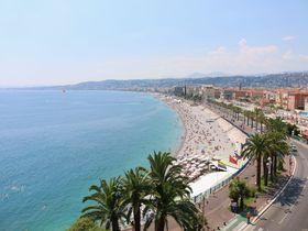 徒歩で回れる!南フランス人気都市ニースの主要観光名所巡り