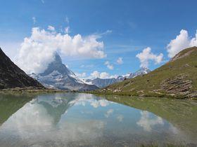 スイスの年中遊べる山岳リゾート!ツェルマットとマッターホルン
