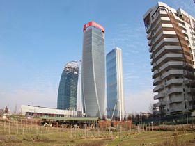 ミラノの新名所をご案内!一大複合施設「シティー・リフェ」