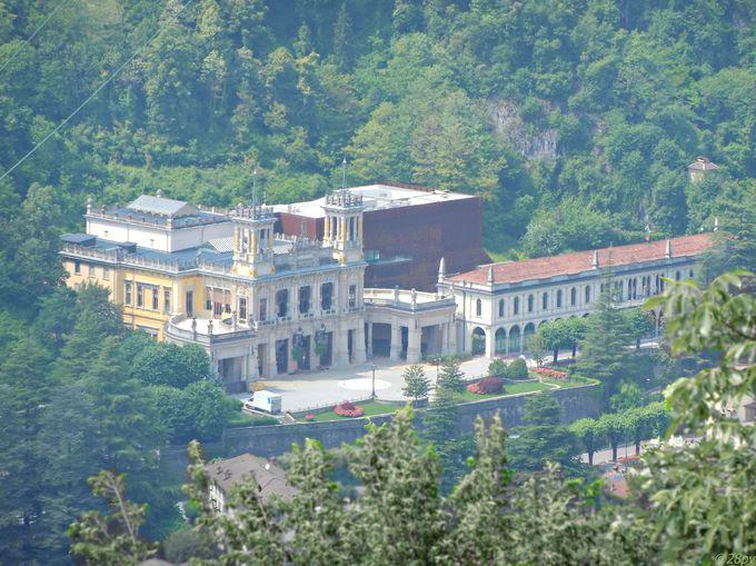 テルメ(温泉)施設でサンペレグリノ温泉を満喫!