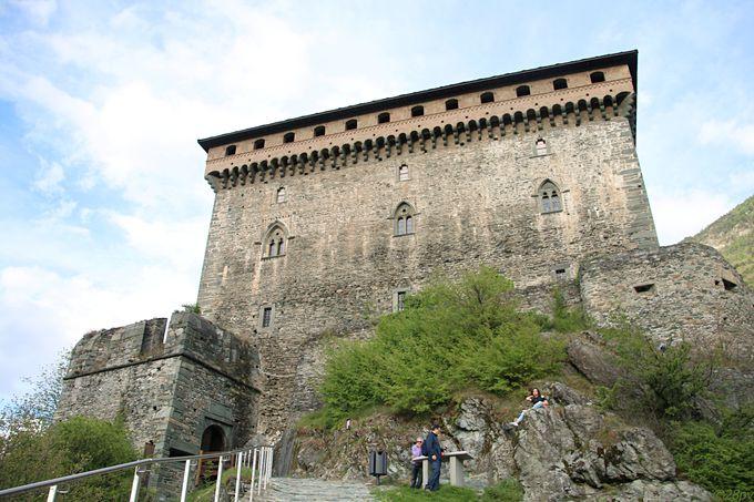 当時最先端のアイディアの宝庫!ヴェール城