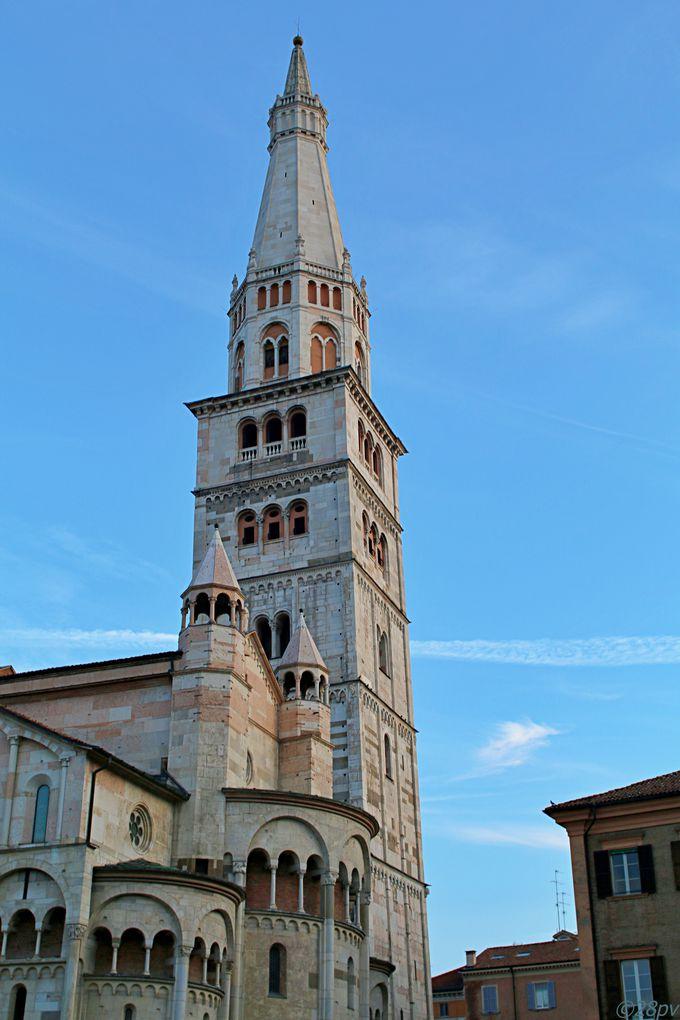 モデナを一望!「市民の塔」に上ってみよう!