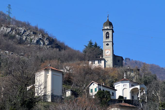 聖母マリアを祀る聖域教会