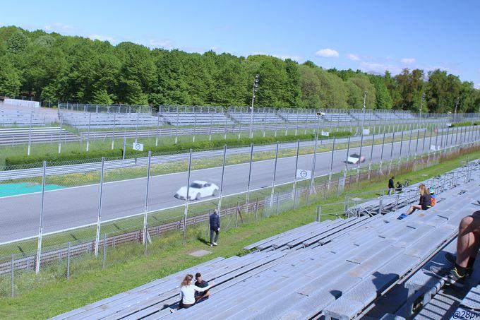 F1とフェラーリの聖地!「モンツァ・サーキット」