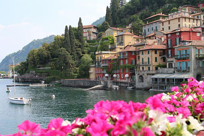 北イタリアでプチバカンス!コモ湖の美しい村「ヴァレンナ」
