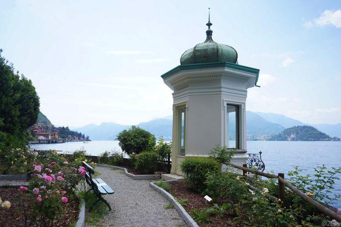 元修道院であるヴィラ・モナステロと庭園