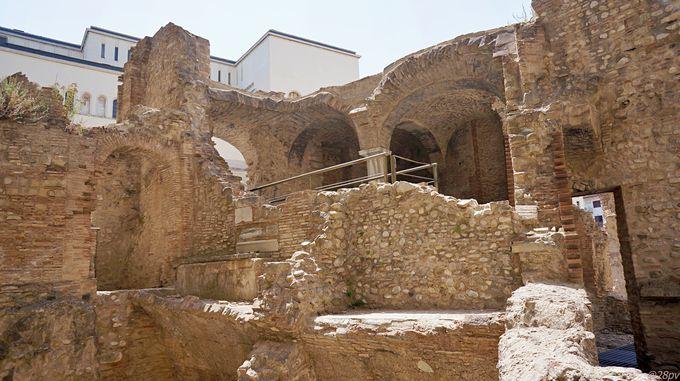 研究が進む考古学遺跡「サクラメント門」