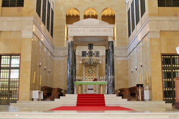 大理石が美しい「ベネヴェント大聖堂」