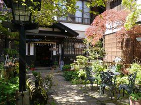 わずか12室!奥多摩・御岳の個性的な宿坊「神乃家 山楽荘」
