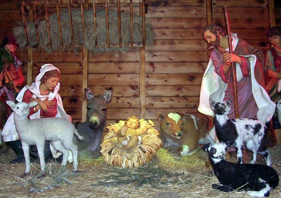 キリスト生誕の様子を表したベレンは必見!