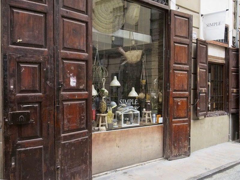 スペイン人にも愛される人気ナンバーワンの雑貨店「SIMPLE」