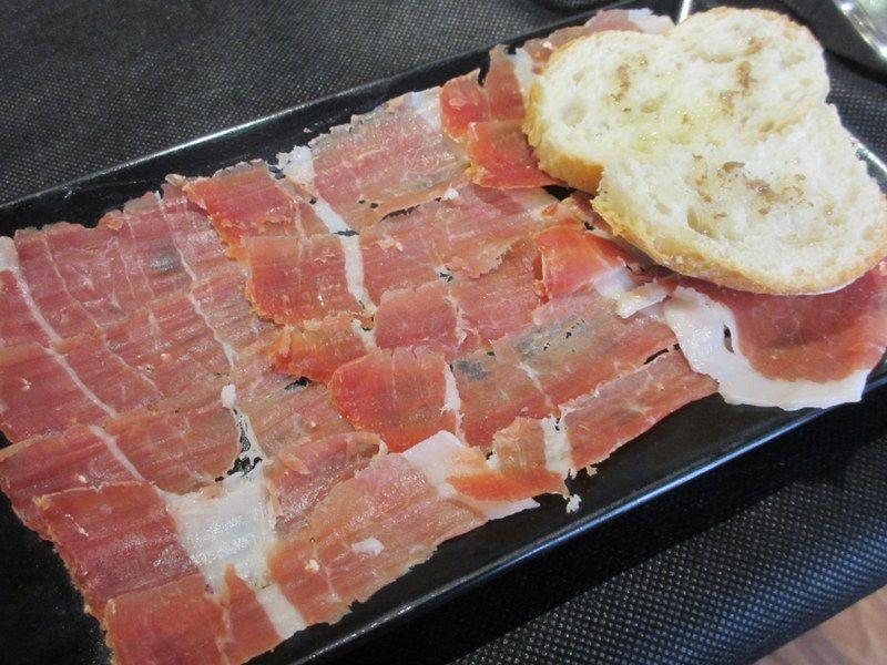 テルエル名物生ハム(Jamón)を食べよう!