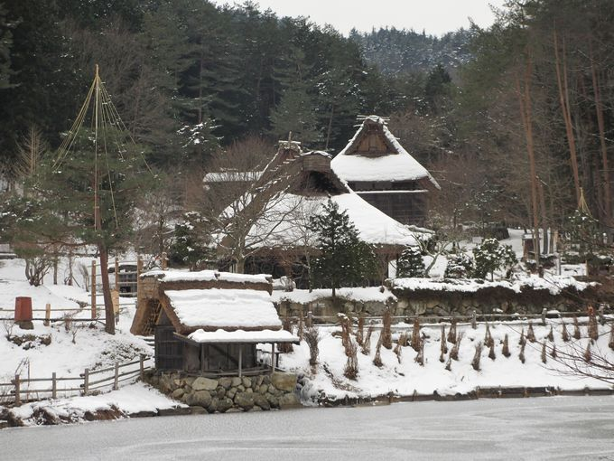 【1日目:午後】飛騨の里で合掌造りの集落を体験