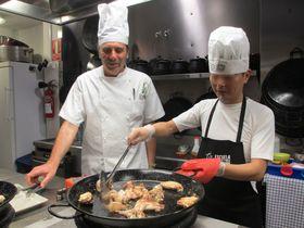 パエリア料理教室&豪華な試食!本場バレンシアで美味しい体験