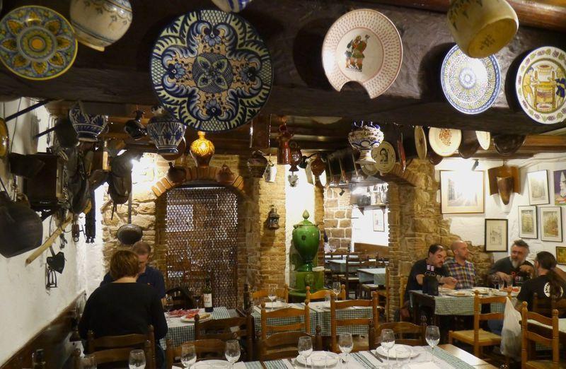 バルセロナど真ん中!「Julivert Meu」で郷土料理に舌鼓