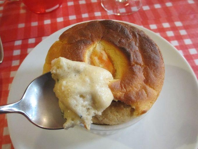 【6区】スフレ専門店「La Cuisine de Philippe」
