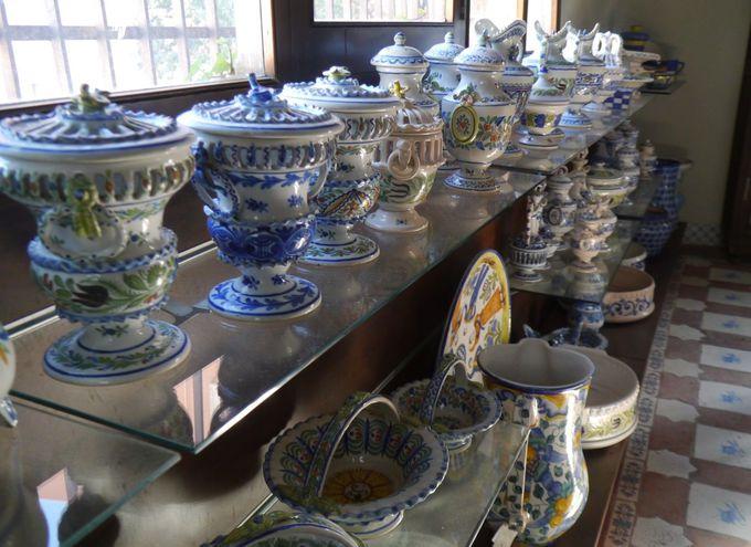 スペイン・タイルと陶器の町マニセス
