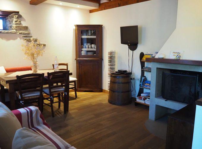 「アグリツリズモ・カサ・パリーノ」の宿泊施設