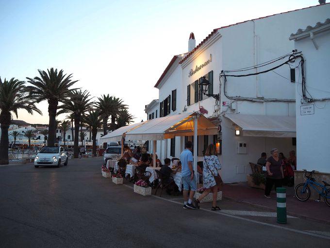 海が見えるロブスター専門店「Sa Llagosta」