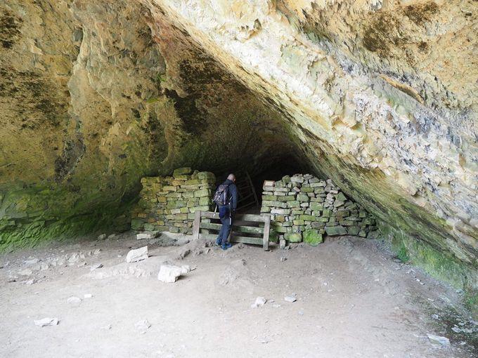 高所恐怖症にはきつい?アルペア洞窟
