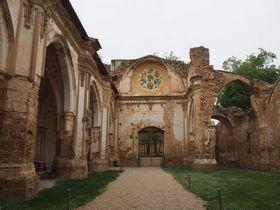 スペインの修道院ホテル「モナステリオ・デ・ピエドラ」で廃墟を満喫