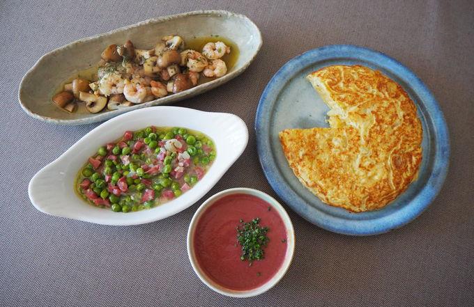 食卓でスペイン旅行を楽しむ!