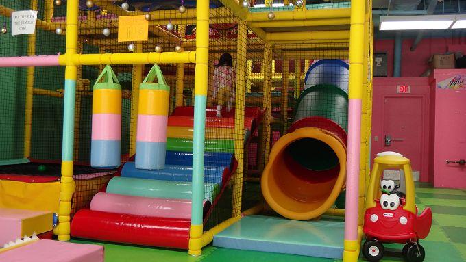 パパママ必見!幼児が楽しめるグアムの遊び場ガイド