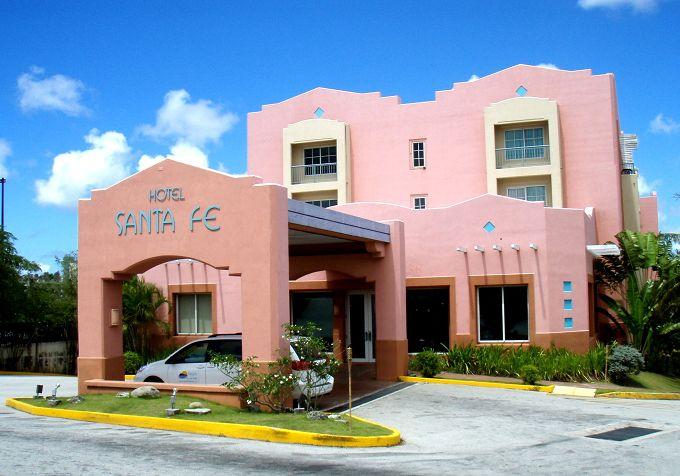 10位:ホテル サンタフェ グアム