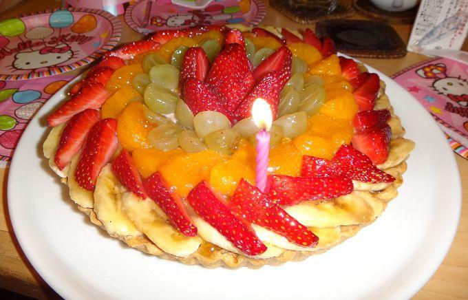 誕生日といえば、、、ケーキ!